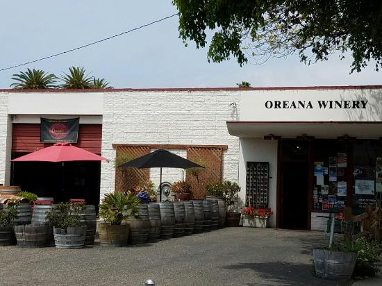 Oreana Winery and Tasting Room