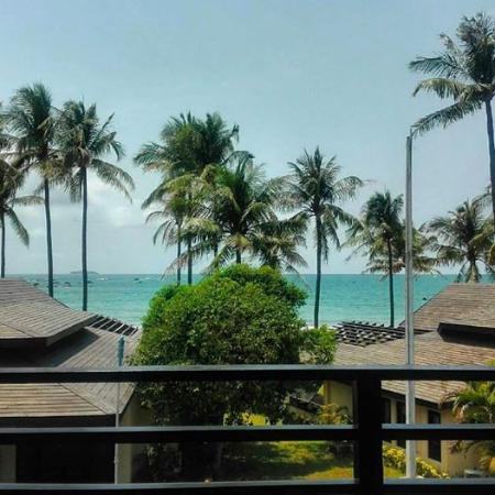 Bay of Bengal Resort: Deluxe (Sea view, upstairs from Bengal Suites)