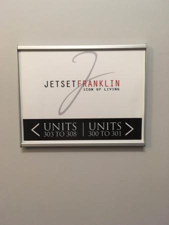 Obraz Jetset Franklin