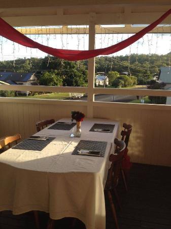 Ravenshoe, Australia: Terrace Dining