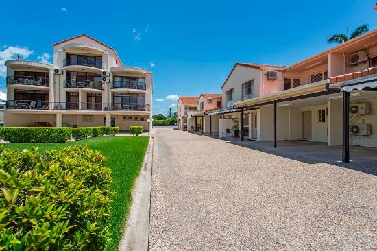 Cityville Luxury Apartments & Motel: Cityville