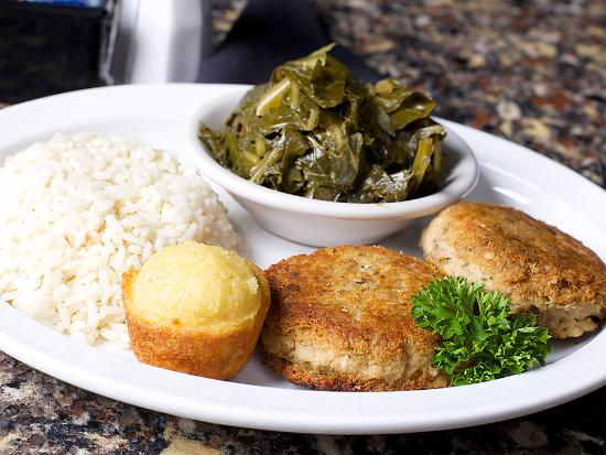 Real Soul Food Picture Of Jakes Soulfood Cafe Hoover Tripadvisor