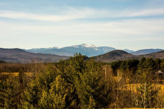 Mount Washington view from Kancamangus
