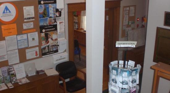 HI Regina - Turgeon International Hostel: Local Information