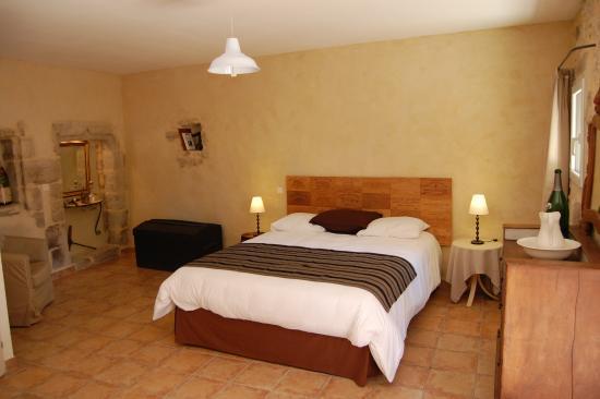 """Flaux, France: chambre """"Margaux """""""