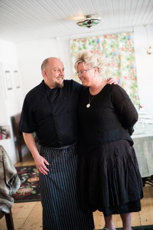 Simrishamn, Suécia: Linda & Linus