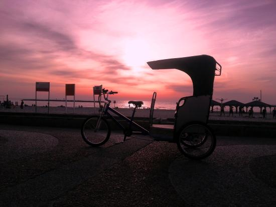 Street Mouse - Rickshaw Tours