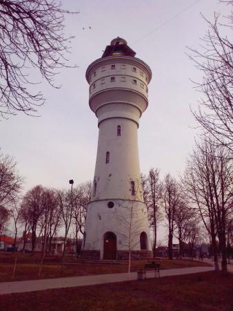 Hlukhiv, Ukraina: Глуховская водонапорная башня