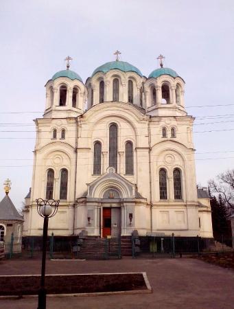 Church of Three Anastasia