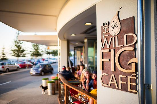 The Wild Fig: Wild Fig Verandah