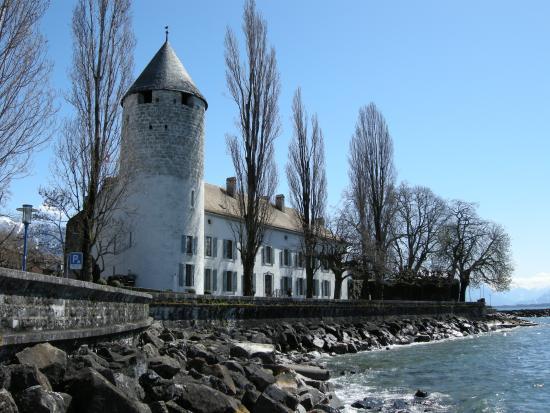 Hotel de la Vieille Tour: Château de La Tour-de-Peilz
