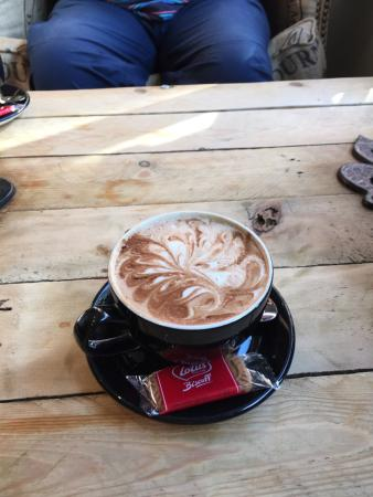 Guisborough, UK: Mocha lush as.