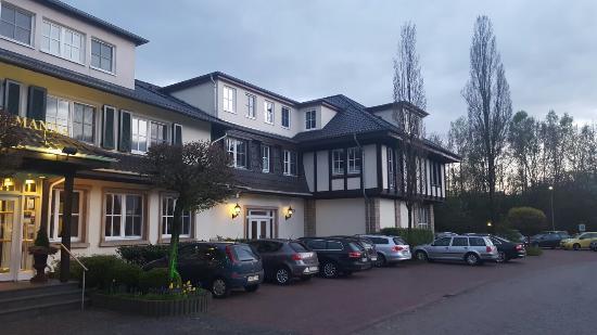 Restaurant im Hotel Tiemann