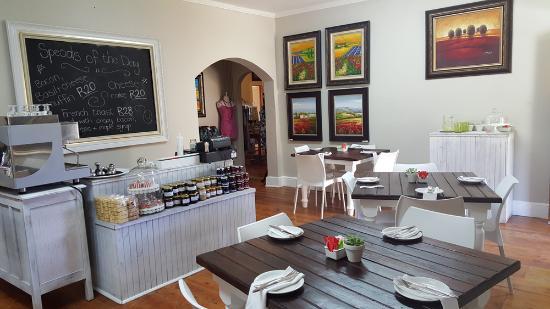 Vinkel en Koljander Coffee Shop