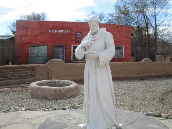 Ranchos De Taos, NM: St. Francis