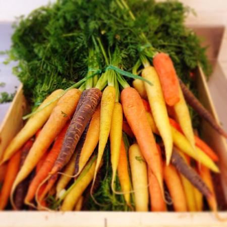 Inverkip, UK: Local Produce