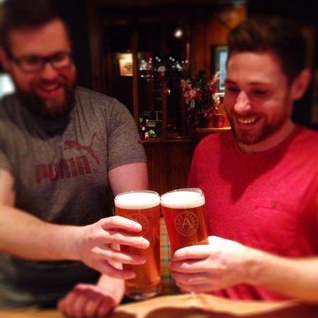 Inverkip, UK: Real Ale Appreciation