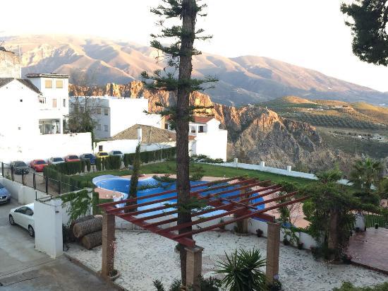 Andalucia Hotel: vista desde habitación primera planta