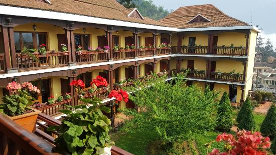 Probably the best hotel in Sapa but...