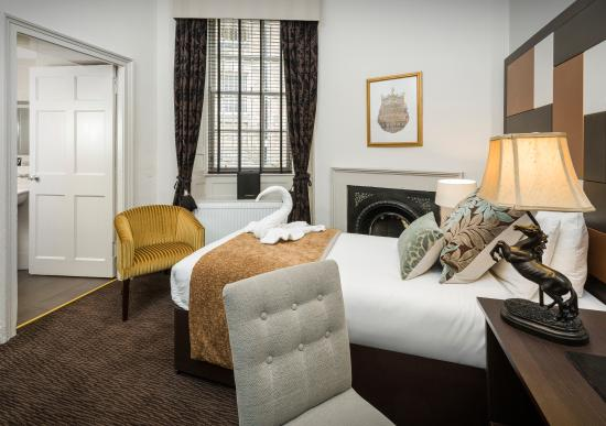 Ballantrae Albany Hotel: Single room