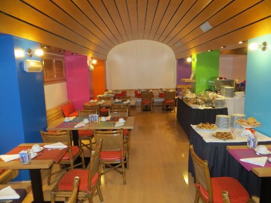 Hotel Mediolanum Milan: breakfast  room