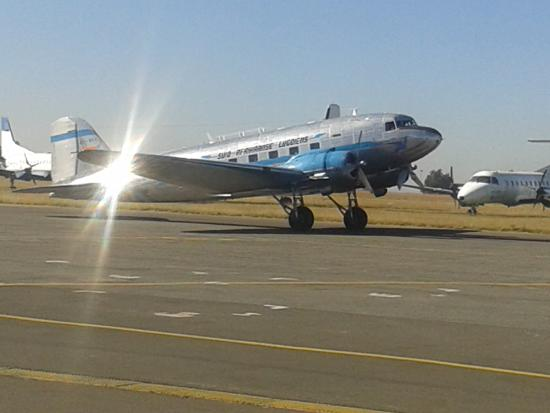 Germiston, Sudáfrica: DC 3 KLAPPERKOP