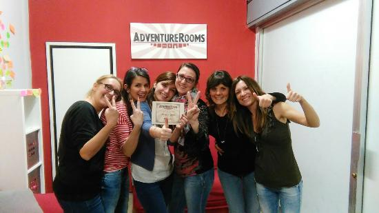 Adventure Rooms Bologna