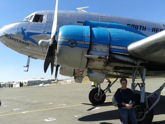 Germiston, Güney Afrika: DC3 Klapperkop