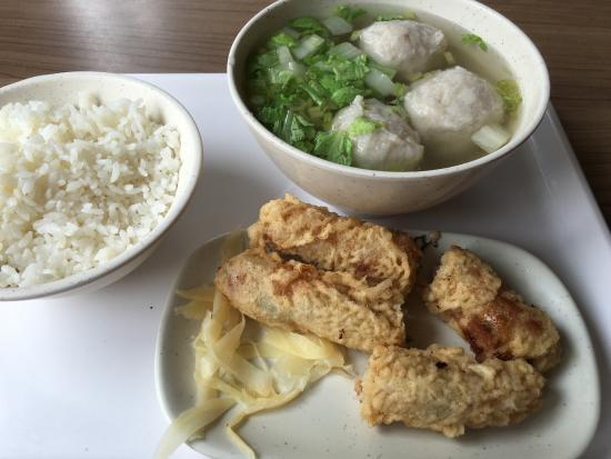 Chou's Shrimp Roll