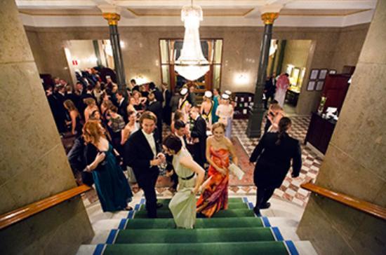 Grand Hotel Lund: Fest