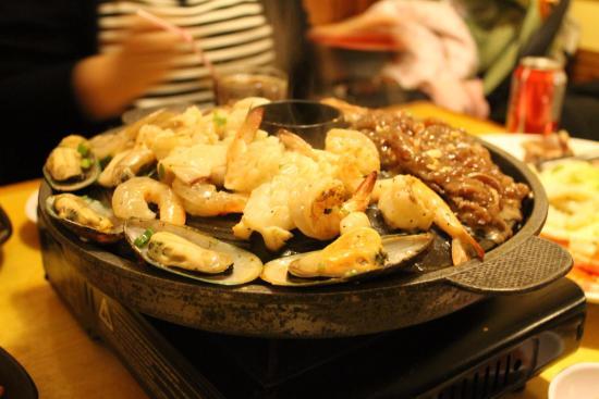 Korean Village Han Kuk Kwan: Korean BBQ