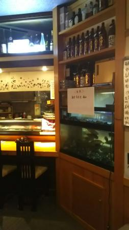 Shin Japanese Restaurant Hanai Higashi Sakura