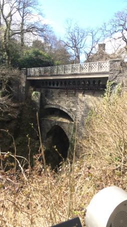 Devil's Bridge (Pontarfynach), UK: photo2.jpg