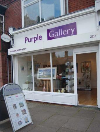 ‪Purple Gallery‬