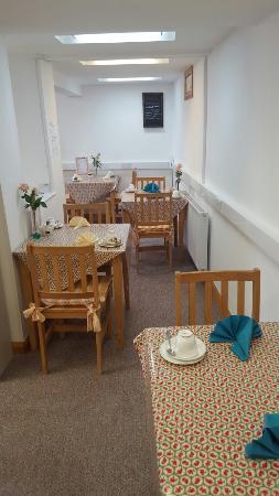 Bolton le Sands, UK: Tea rooms