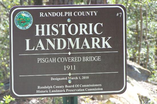 Seagrove, Carolina del Norte: Historical Landmark