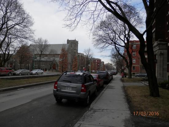 Bernard Avenue : Авеню Бернар
