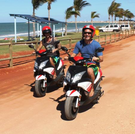 Ningaloo Salty Scooters
