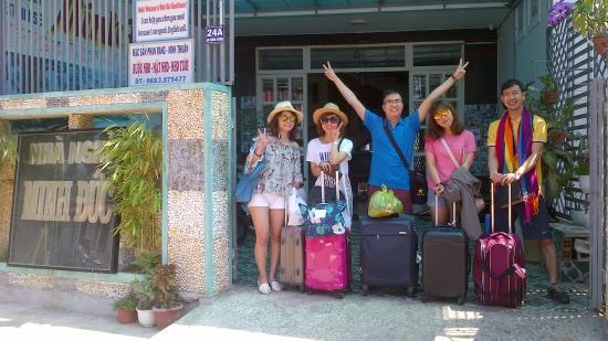 Phan Rang-Thap Cham, Vietnam: Hello, my friends from hanoi