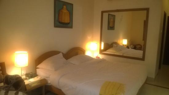 Casa De Goa Boutique Resort: Deluxe room