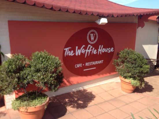 Ramsgate, Sør-Afrika: The Waffle House