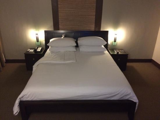 Protea Hotel Kampala: Bed