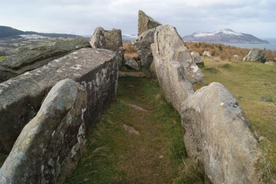 Argyll and Bute, UK: Neolithic site, Isle of Arran