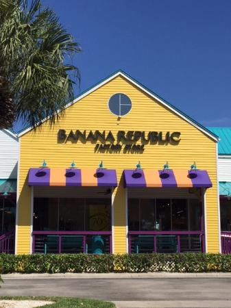 37af98bb8 Tanger Outlets Ft. Myers - Picture of Sanibel Outlets, Fort Myers ...