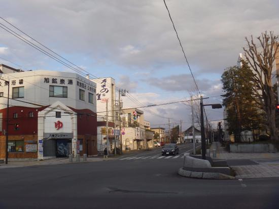 Hachijo Starffin Street