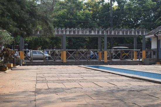 Thalassery, India: park