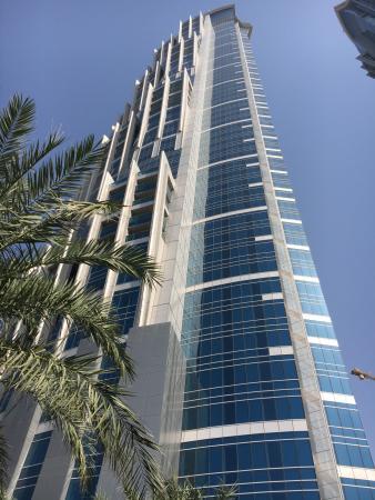 Das höchste Hotel der Welt