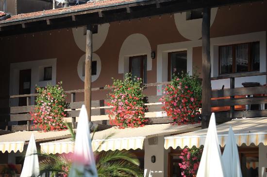 Hotel I Grappoli : Veduta