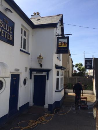 The Blue Peter pub