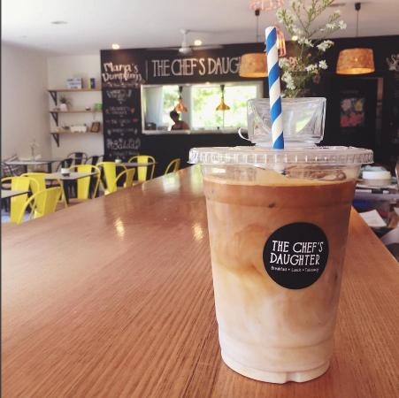 Robina, Australia: Iced latte for a hot summer day